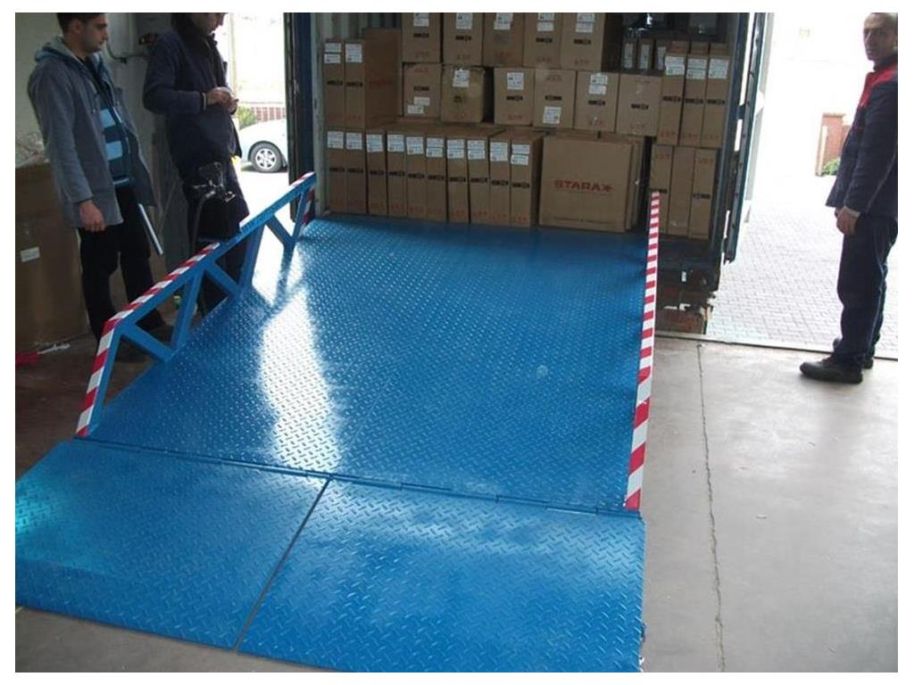 Mini Portable Ramp 6