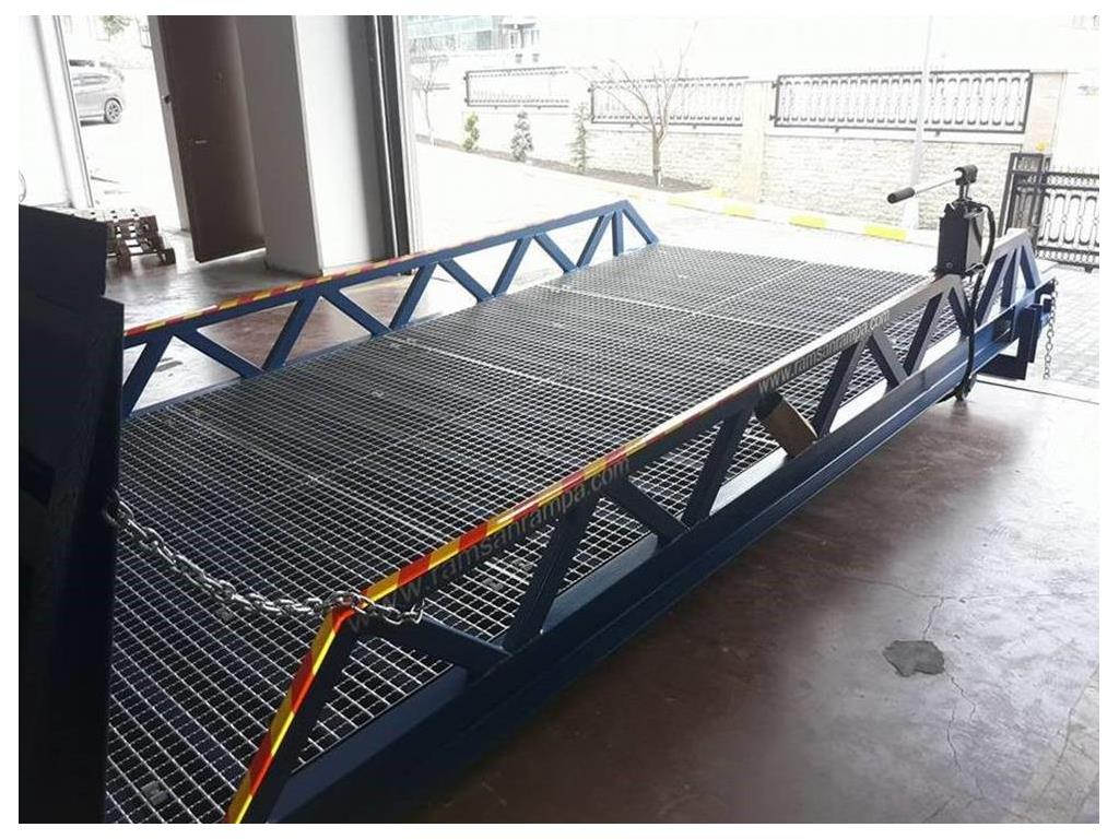Mini Portable Ramp 10