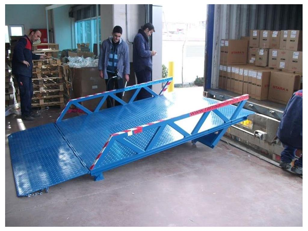 Mini Portable Ramp 5