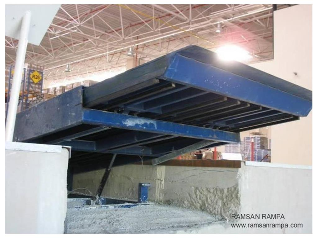 Telescopic Ramp 3