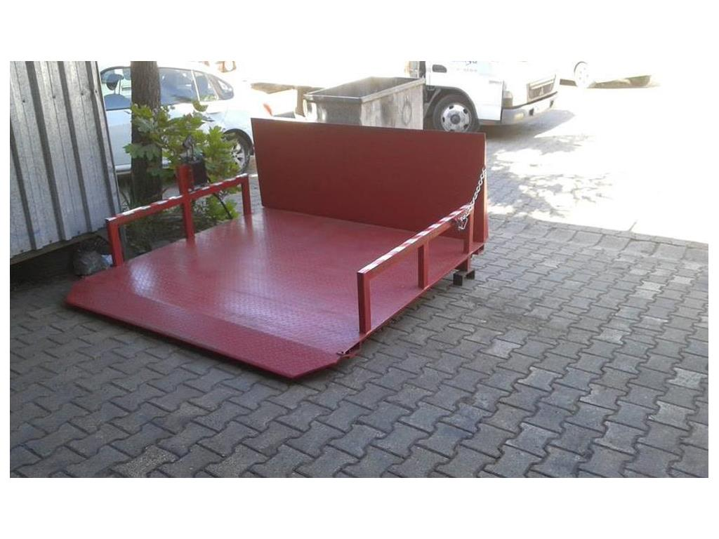Mini Portable Ramp 11